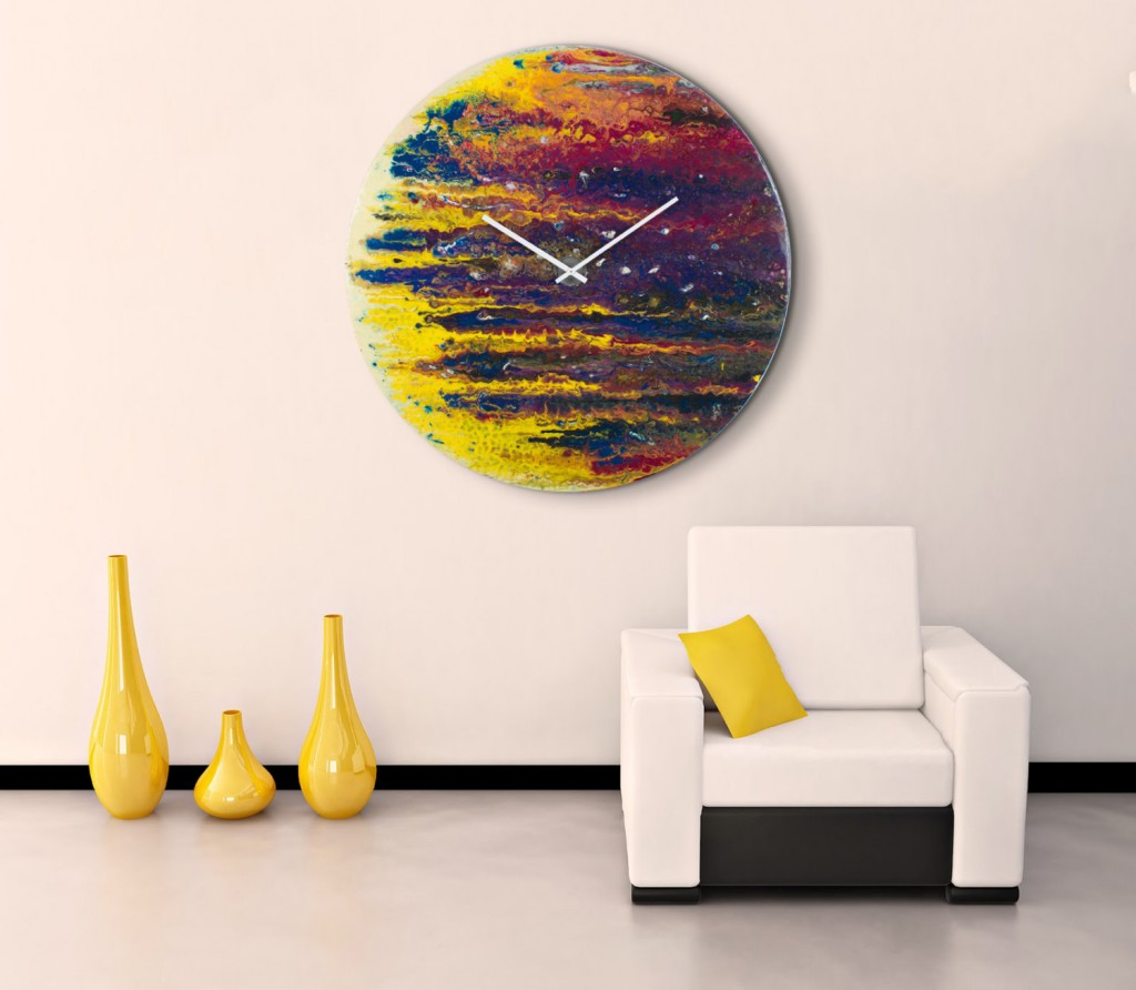 Fullsize Of Unique Wall Clocks
