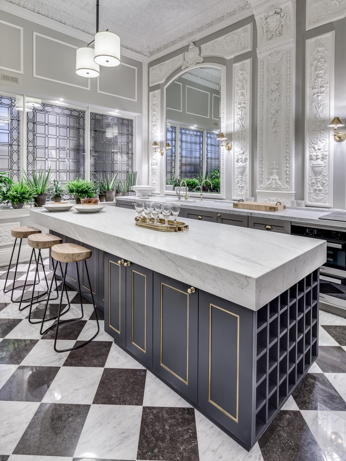 36 marvellous marble kitchens that spell luxury designing a kitchen