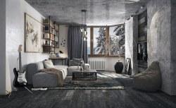 Small Of Gray Living Room Ideas