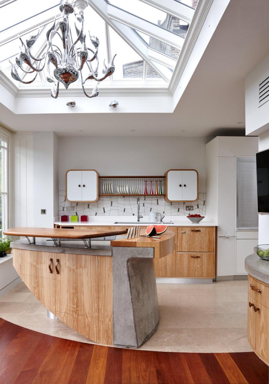 best modern kitchen design ideas kitchen designs 8 The Sculpted Beauty