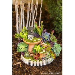 Small Crop Of Miniature Fairy Garden