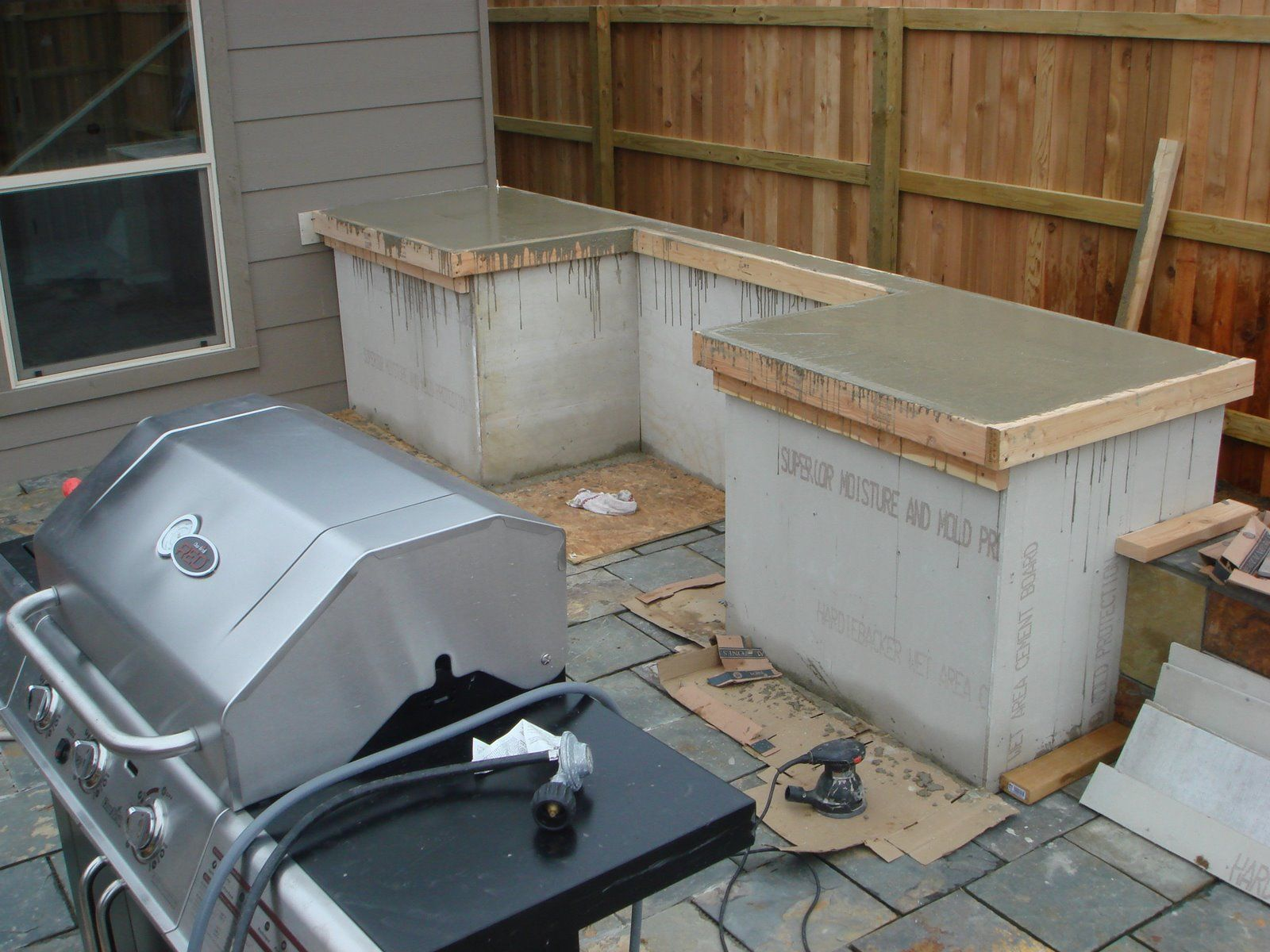 how to build outdoor kitchen cabinets kitchen cabinet plans Make them sturdy