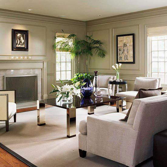 21 Gray living room design ideas     room Green