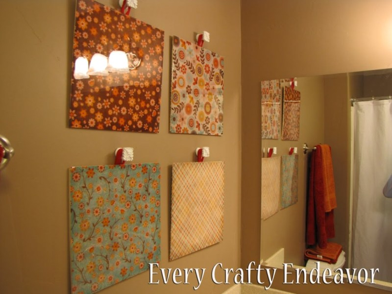Large Of Diy Easy Wall Decor