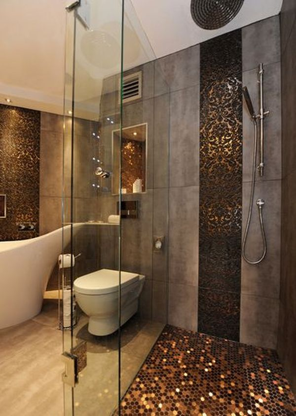 Shower Enclosures That Look Like Stone
