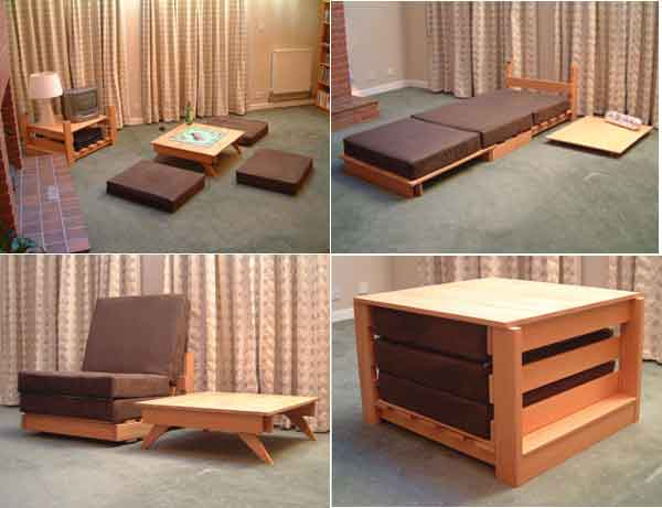kewb multifunctional furniture e