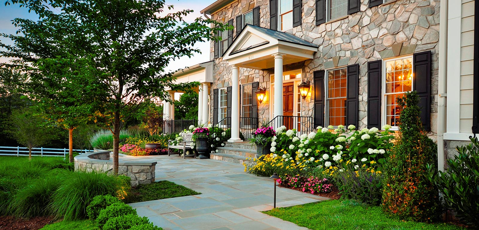 Genuine House Landscaping Designs Flower Forget Look Front Yard Landscaping Ideas Landscape Design Spruce Up Yard Front outdoor Modern Landscaping Design