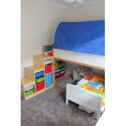 Small Crop Of Toddler Loft Bed