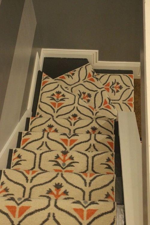 Medium Of Carpet Runners For Stairs