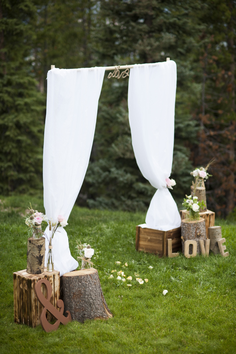 rustic wedding decorations country wedding decorations