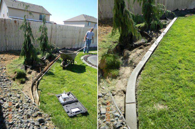 Large Of Backyard Garden Diy