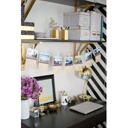 Decent Home Office Decor Hang Some Photos Homeoffice Decor Tips Home Office Decor Office Decorating Tips Diy Decorating Tips home decor Diy Decorating Tips