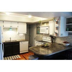 Small Crop Of Subway Tile Kitchen Backsplash