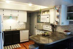 Small Of Subway Tile Kitchen Backsplash