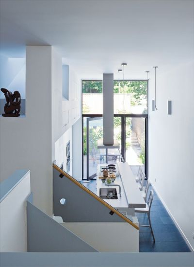 11 Spectacular Narrow Houses And Their Ingenious Design ...