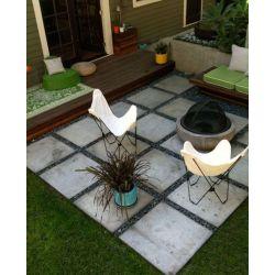 Modish Backyard Patio Landscaping Ideas To Upgrade Your Backyard This Summer Easy Backyard Patio Ideas Easy Backyard Fence Ideas