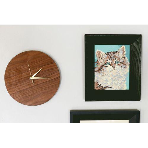 Medium Crop Of Unique Wooden Clocks