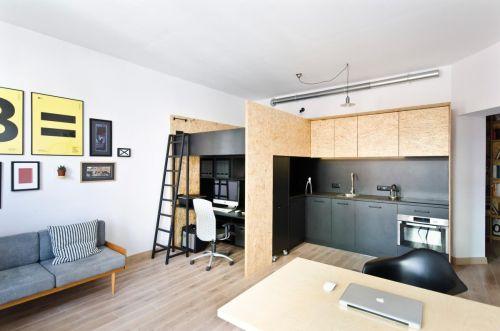 Medium Of Small Loft Apartments