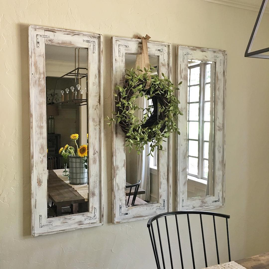 Wondrous Farmhouse Decor To Use All Around House Farmhouse Style Home Decor Wholesale Farmhouse Style Rustic Home Decor Country Living Framed Wall Mirrors Pieces home decor Farmhouse Style Home Decor