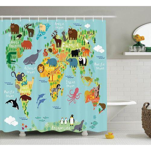 Medium Crop Of Kids Shower Curtains
