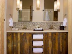 Small Of Rustic Bathroom Vanities