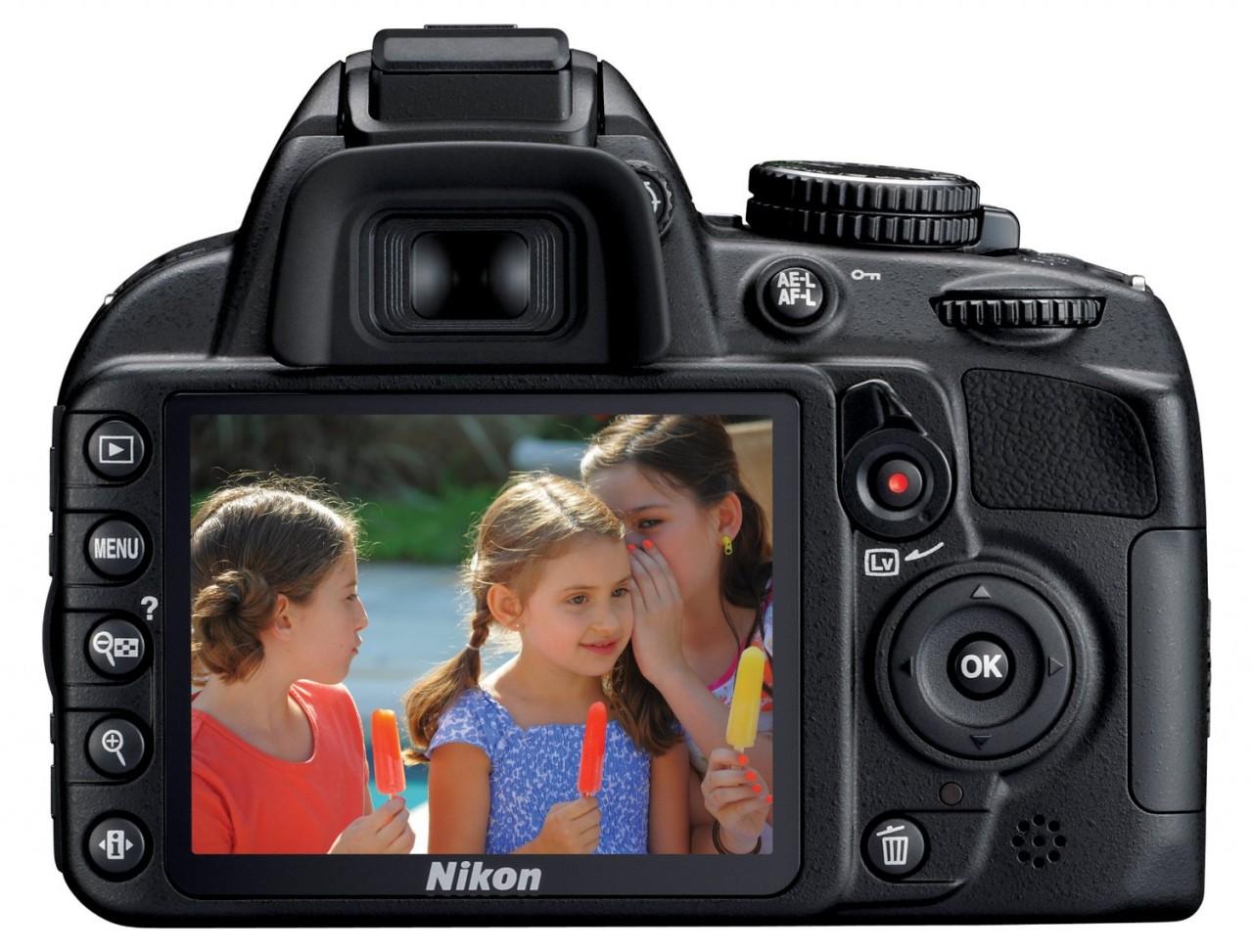 Fullsize Of Nikon D3100 Price