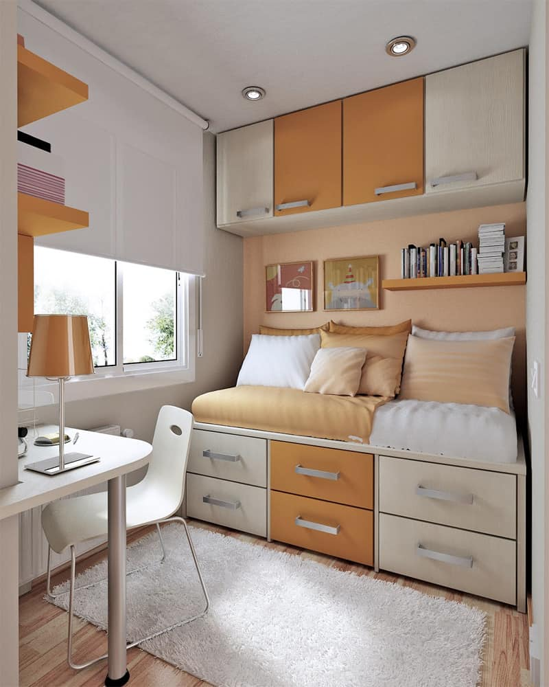 Fullsize Of Ways To Organize Small Bedroom