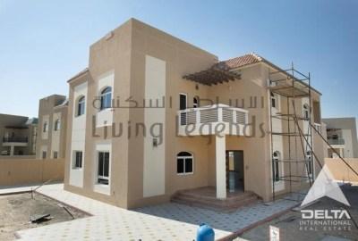 6 bedroom Villa for sale in B Villas, Living Legends by Delta International Real Estate