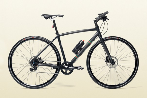 Gucci x Bianchi Carbon Fiber Urban Bicycle