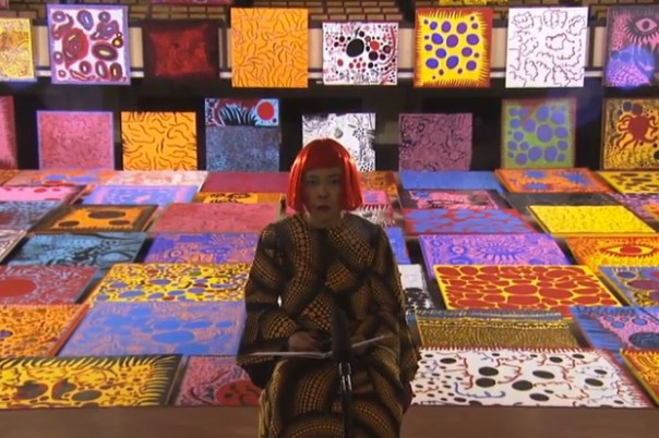 "Louis Vuitton: Yayoi Kusama ""Her Story #4: 100 Paintings"" Video"