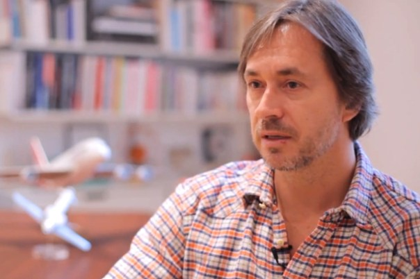 Marc Newson Speaks on the New Industrial Revolution