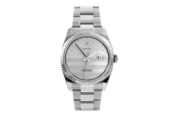 Stampd Oyster Perpetual Datejust Rolex
