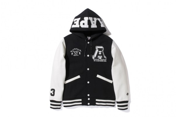 AAPE by A Bathing Ape x Champion 2012 Fall/Winter Collection