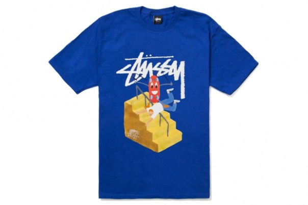 Jayson Musson x Stussy 2012 Fall/Winter T-shirt Collection