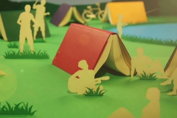 Moleskine Introduces Its Newest Line-Up of Colors in This Stop-Motion Video