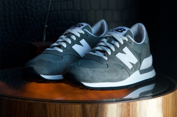 """New Balance 30th Anniversary Re-Issue """"Made in USA"""" 990"""