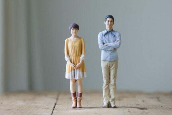 Omote 3D Photo Booth Creates Life-Like Miniature Replicas
