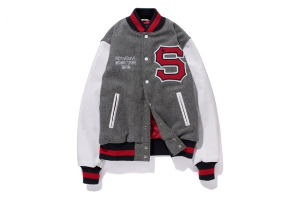 Stussy International Tribe 2012 Fall/Winter Collection