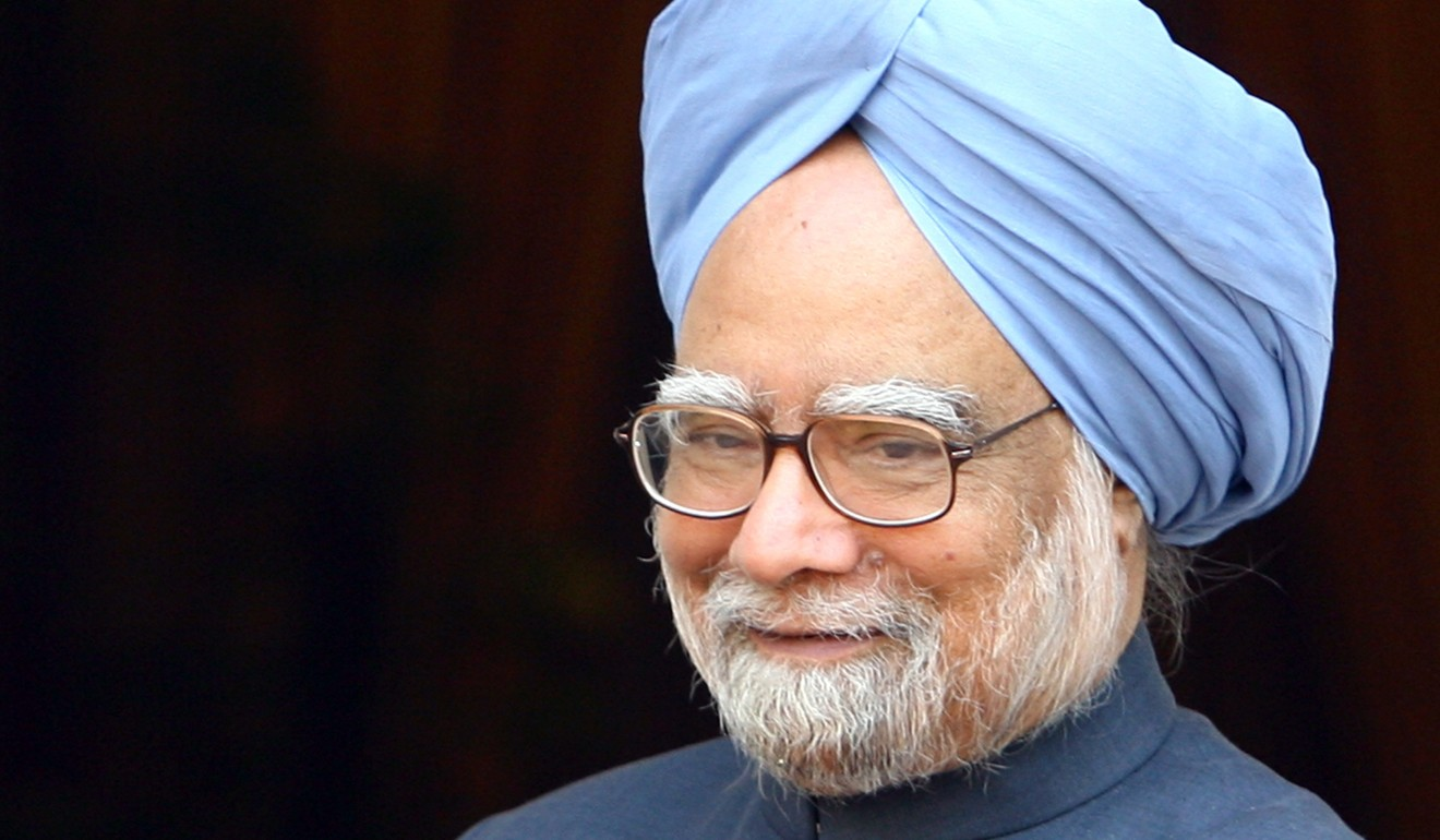 India's former prime minister Manmohan Singh. Photo: Reuters