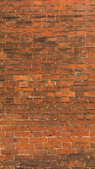 Brick Wall iPhone Wallpaper - iDrop News