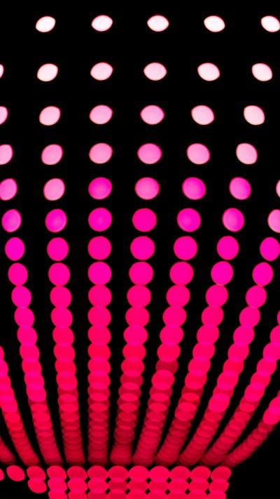 Neon Lights iPhone Wallpaper - iDrop News