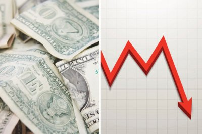 Pound to dollar exchange rate: Pound FALLS to one week low   Daily Star