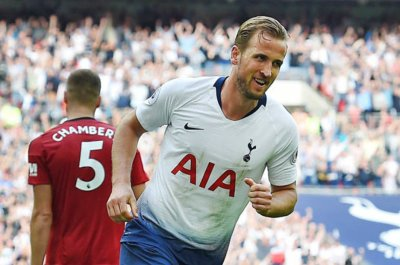 Tottenham 3 Fulham 1: Harry Kane finally scores in August as Spurs sink Whites | Daily Star