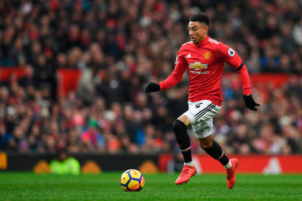 Man Utd News  Jesse Lingard responds following tweet during Munich     Jesse Lingard