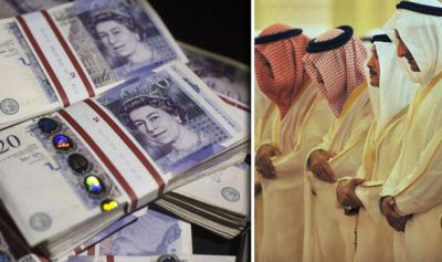 Ex-lover of super-rich Arab royal wants £1million a year ...