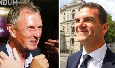 Brexit news: 'Olly Robbins has EU running through VEINS' Tory MP jokes UK will join EURO | UK ...