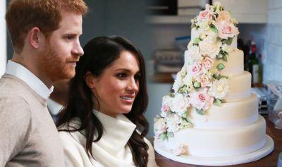 Meghan Markle Prince Harry news wedding cake latest update ...