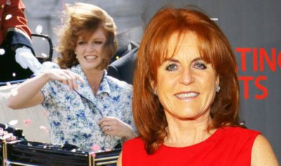 Sarah Ferguson Duchess of York and Prince Andrew's ex is a ...