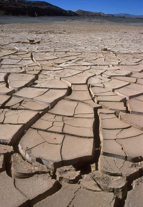The Chilean Atacama desert