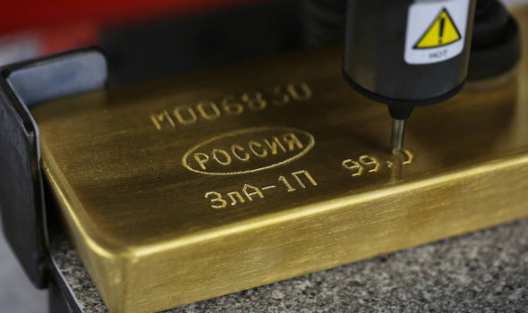 Gold is a safe haven asset but investors are becoming more complex in how they handle it